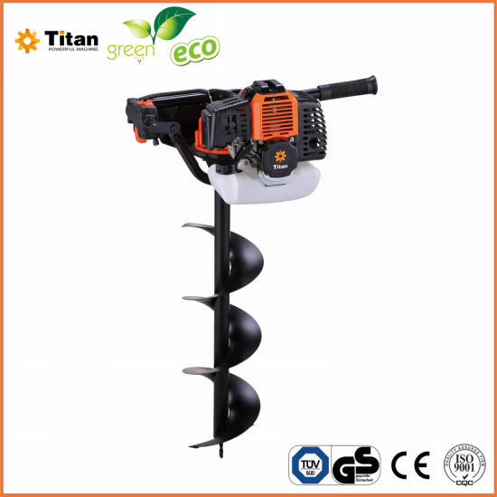 52cc Gasoline Earth Drill/Drill Press (TT-GD520) pictures & photos