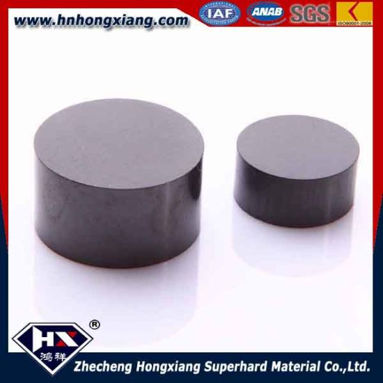 Round PCD Die Blanks for Wire Drawing Dies From Hx pictures & photos