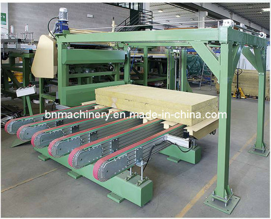 Rock Wool/Mineral Wool Sandwich Panel Production Line
