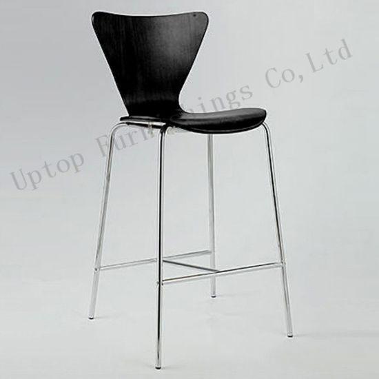 Fabulous China Black Bentwood Arne Jacobsen Series 7 Bar Chair Sp Dailytribune Chair Design For Home Dailytribuneorg