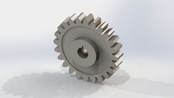 Precision Alloy Steel Gear with Hobbing pictures & photos