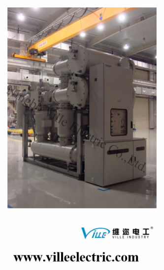 126kv Gas Insulated Switchgear Gis pictures & photos