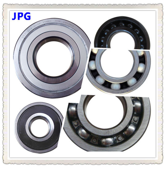 Chrome Steel Deep Groove Ball Bearings (6000ZZ) pictures & photos