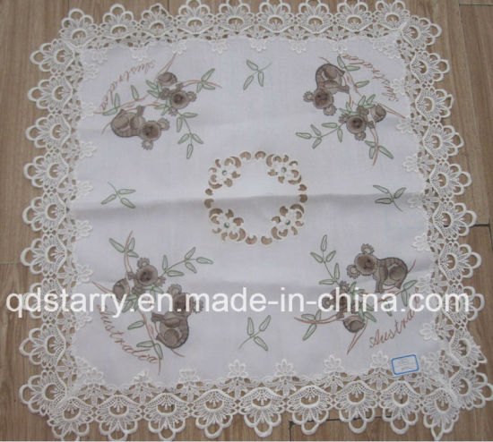 Excellent China Australia Koala Lace Table Cloth China Lace Table Home Interior And Landscaping Fragforummapetitesourisinfo