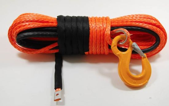off Road 30m Winch Synthetic Ropes Straps