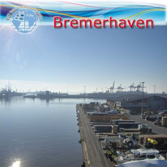 Shipping Agent LCL to Bremerhaven by Carrier Cosco (Transportation service)