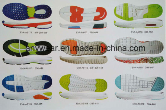 Shoes Phylon Md Soles EVA Outsole (EVA 1-6) pictures & photos