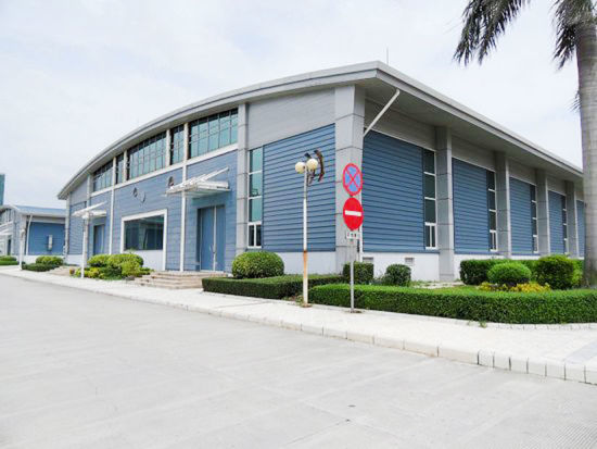Prefabricated Steel Structure Building (SSW-634)