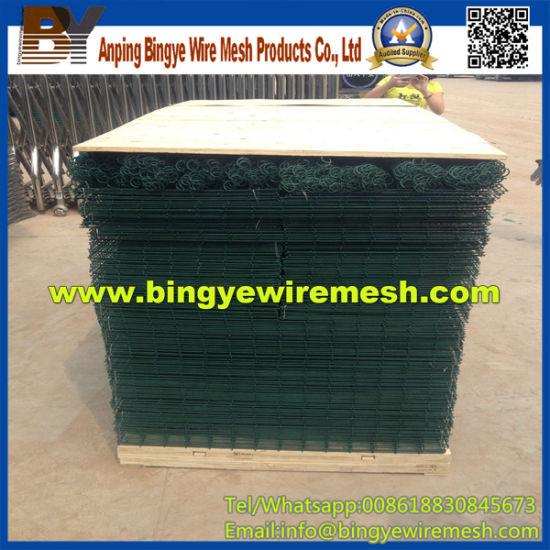 Square Hole Shape PVC Coated Welded Gabion Basket