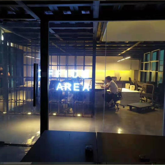 Customized Electric Control Privacy Privacy Protection Dimming Atomized 4+4mm 8+8mm Laminated Pdlc Smart Switchable Glass