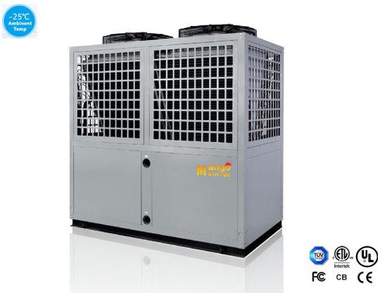 En14825 Europe Energy Label Air Source Heat Pump (12kw-250kw heating capacity)