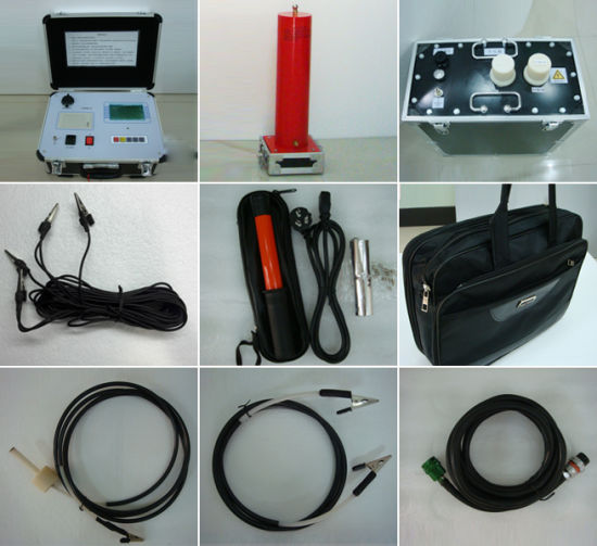 40kv Very Low Frequency Ce Certificated Vlf Hv Hipot Tester pictures & photos
