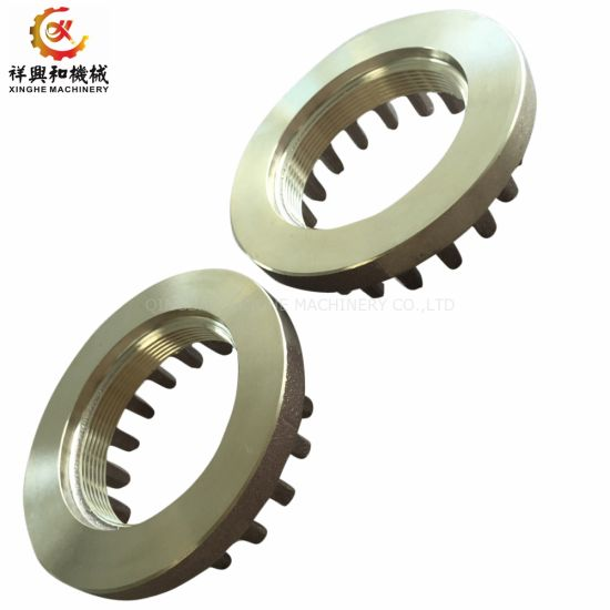 Customized Made in China Furniture Parts Bronze Sand Casting pictures & photos