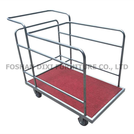 China Hotel Banquet Facility Dance Floor Trolley Cart