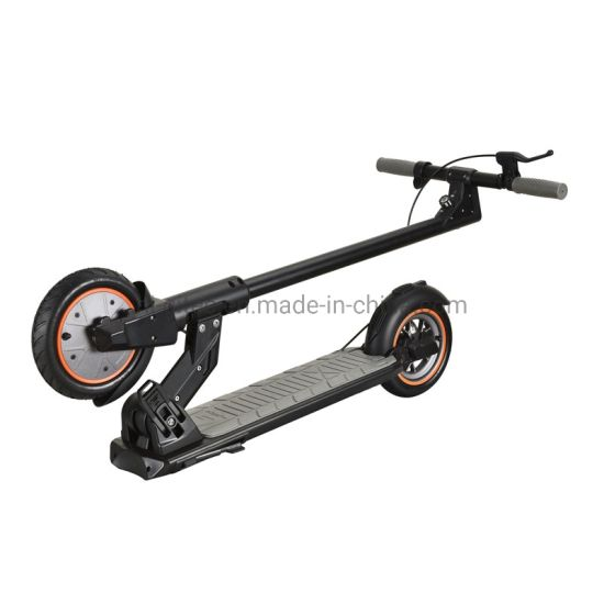 2020 Best Selling New Product Dual Absorption Shocks 8.5 Folding Scooter with UL Certificate