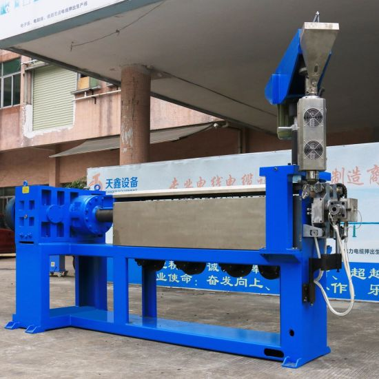 Brand New Low Smoke Halogen Free Cable Extrusion Machinery
