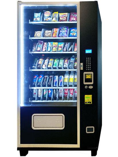 Large Snack & Drink Combo Vending Machine (KM006)