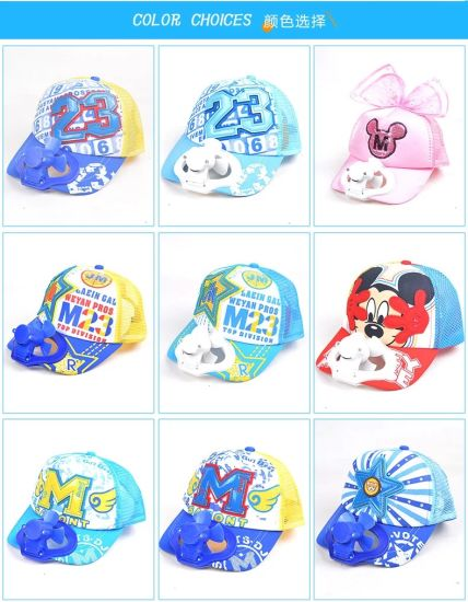 Promotional Hot Sell Funny Waterproof Sun Visor Cap with Thp-009 pictures & photos