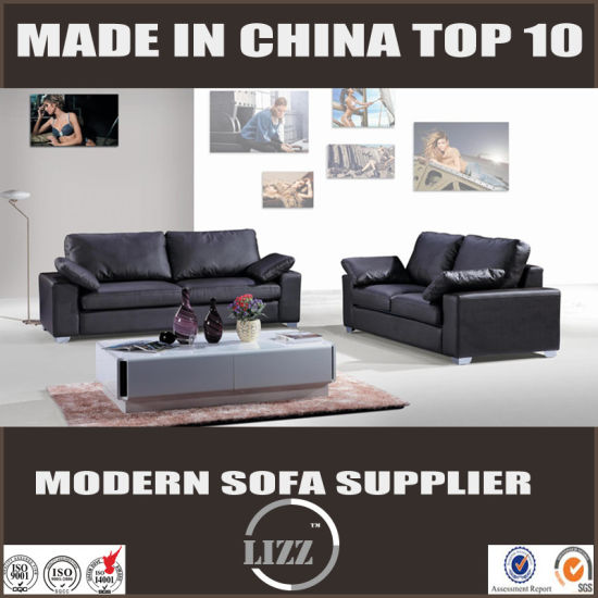China Miami Modern Loveseat Retro Furniture Leather Sofa ...