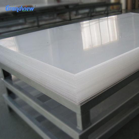 3mm Thickness Acrylic Perspex Sheet Clear Plexiglass Panel