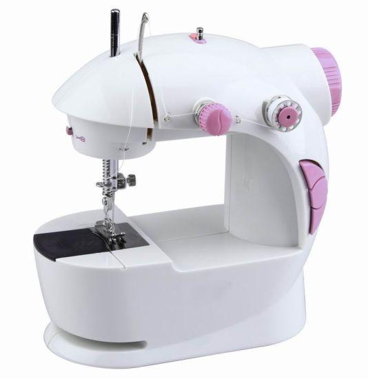 Mini Electric Hand Sewing Machine (fhsm-201)
