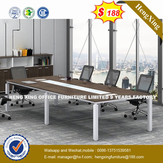 Training Long Table Simple Modern Conference Table