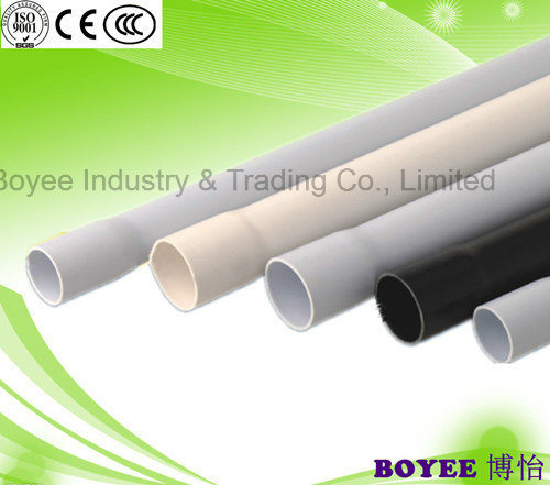 Cable Management Plastic Electrical Cable Wire Conduit Pipe