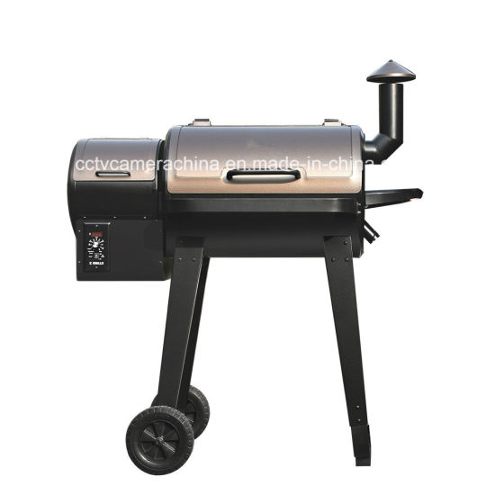 USA Hot Sale Portable Wood Pellet Smoker BBQ Grill