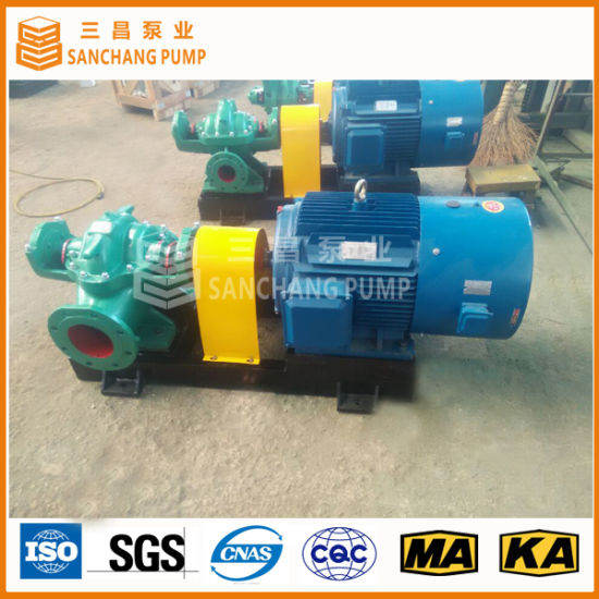 Chemical Liquid Centrifugal Pump Used for Industry/Refinery/Commercial pictures & photos