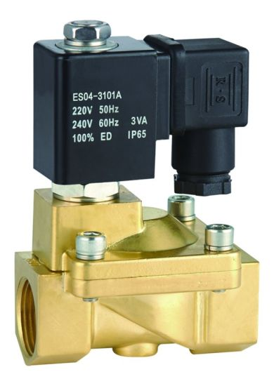 Rsp Series Pilot Water Air Solenoid Valve pictures & photos