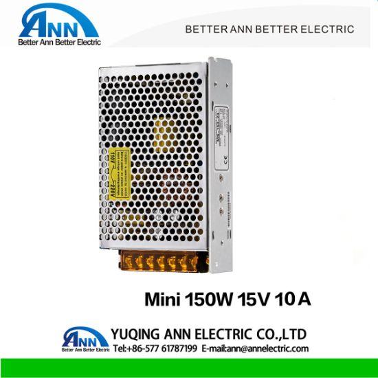 150W 48V Single Output Mini High Voltage Power Supply, Good Effect Power Supply Mini Transformer pictures & photos