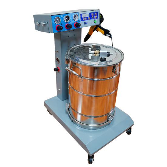 Electrostatic Powder Coating Equipment for Metal Coating (COLO-660)