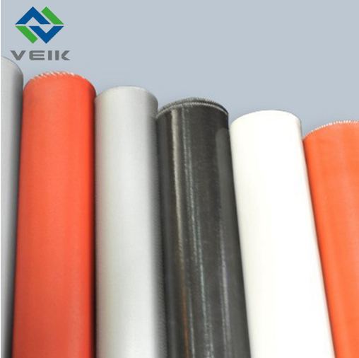 Best Selling Thermal Insulation Silicone Coated Fiberglass Cloth