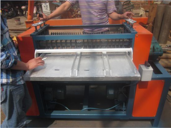 Radiator Stripping and Separating Machine pictures & photos
