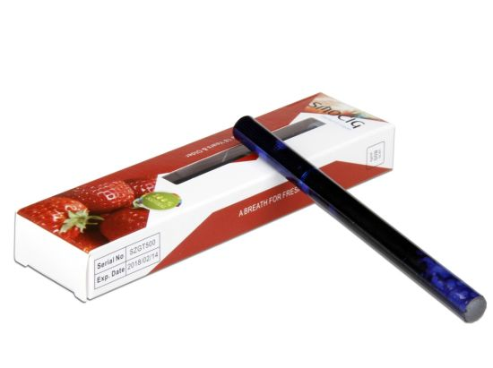 China Disposable E Cigarette 500 Puffs Portable Vape Pen