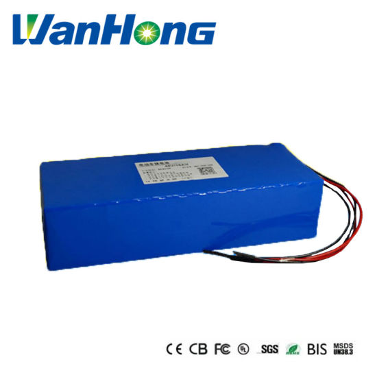 E-Bike Battery48V 6ah 18650 Rechargeable Li-ion Battery Lithium Battery Pack/Li Ion Battery/Lithium Ion Battery Pack for Electric Scooter Self Balance Car/Ebike