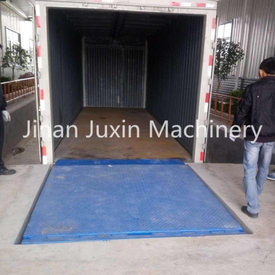 6000kg 8000kg 10000kg 12000kg 15000kg Vertical Electric Hydraulic Dock Leveler with Best Price