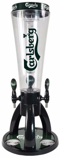 3 L Carlsberg Beer Dispenser Table Top Tower Beverage pictures & photos