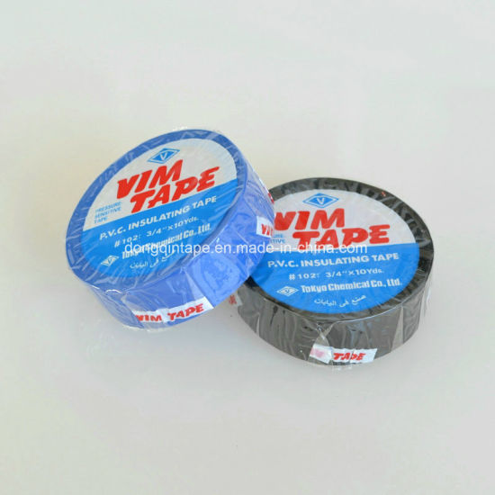 Vini 3m Osaka PVC Electrical Insulation Tape pictures & photos