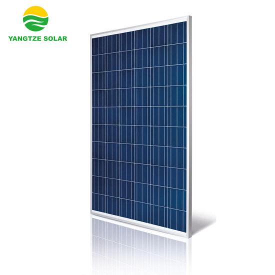 China Manufacturing 300 Watt Polycrystalline Solar Panel
