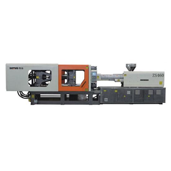 Zs460 Servo Precise Energy Saving Injection Molding Moulding Machine Machinery