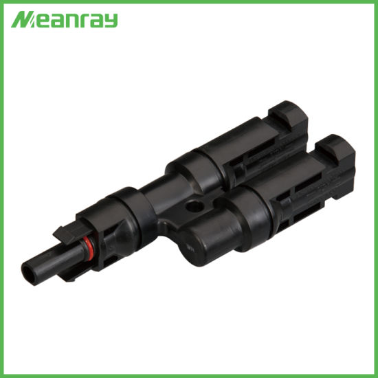 Mc4y Mc4t3 Solar Panel Renewable Energy Connector with TUV UL Certificate pictures & photos