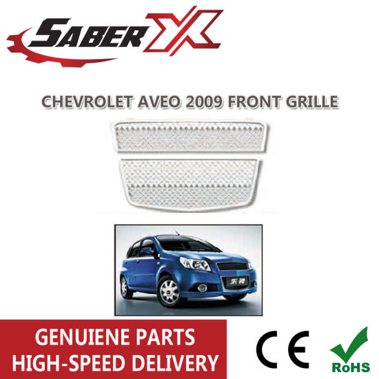 China Top Quality Front Grille For Chevrolet Aveo 2009 Sonic 2012