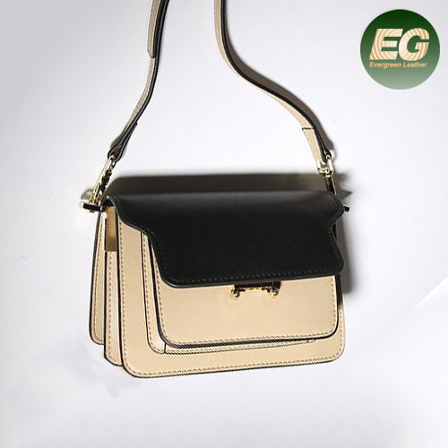 6086b09c88 New Style Color Matching Bags Lady Bag Genuine Leather Woman Handbag  Multifunction Girl Shipping Bags Froma