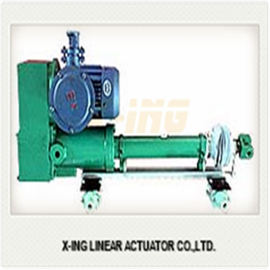 Electric Linear Actuator Electric Actuator Motor Drive Push Rod pictures & photos