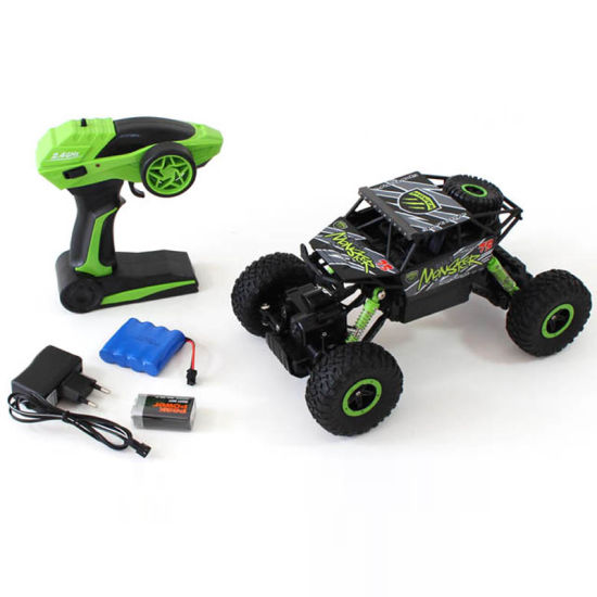 1: 18 Scale 2.4G RC Climbing Toys Remote Control Car (10274684) pictures & photos