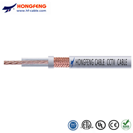 Rg59 Coaxial Cable for Overseas Market pictures & photos