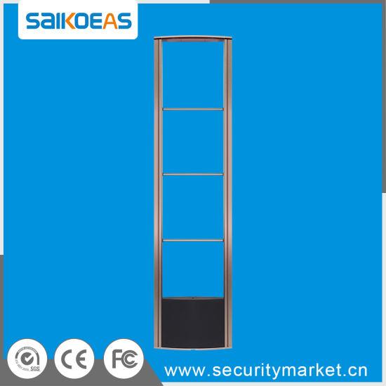 Mono RF Antenna 8.2MHz EAS Security Door Sound and Light Alarm System