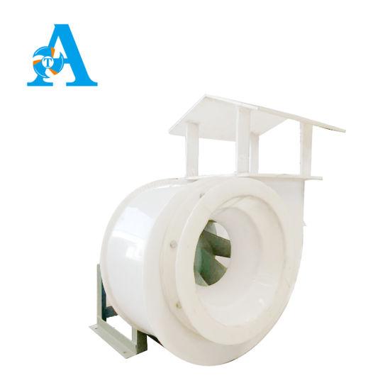 High Wind 6900-12600m3/H 4kw Anti-Corrosion Fan Blower/Plastic Centrifugal Ventilation Exhaust Fan