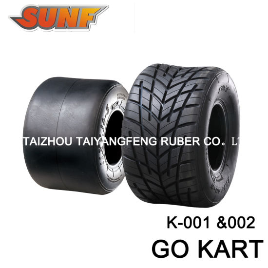 ATV Scooter Motorcycle Snowthrower Golf Cart Go Kart Tyre pictures & photos